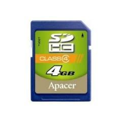 Apacer 4GB Secure Digital HC Class 4
