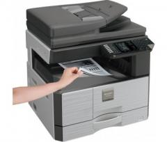 Принтер SHARP MFP AR-6020D	20 PPM