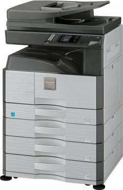 Принтер SHARP MFP AR-6026N 26 PPM