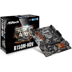 ASROCK Main Board Desktop B150 (S1151