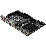 ASROCK Main Board Desktop iB75 (S1155