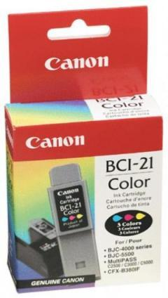 Canon BCI-21 colour