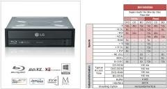 LG BH16NS55 Internal Super Multi  Blu-Ray Rewriter