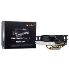 be quiet! Shadow Rock LP ntel: 775 / 115X / 1366 / LGA2011 Square ILM