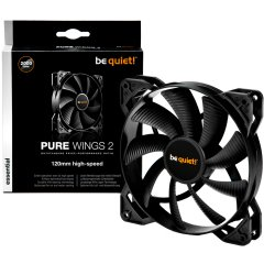 be quiet! Pure Wings 2 120mm 4-pin PWM High-Speed