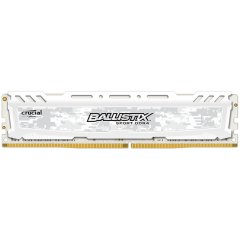 Crucial DRAM 16GB DDR4 2400 MT/s (PC4-19200) CL16 DR x8 Unbuffered DIMM 288pin