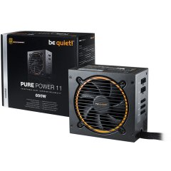 be quiet! PURE POWER 11 600W - 80 Plus Gold
