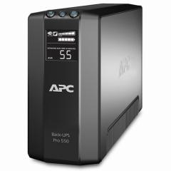 APC Back UPS RS LCD 550 Master Control + APC Essential SurgeArrest 1 outlet 230V Germany