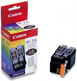 Canon BCI-21 Cl/Bk Multipack