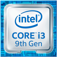 Intel CPU Desktop Core i3-9100F (3.6GHz
