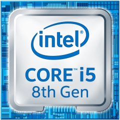 Intel CPU Desktop Core i5-8600K (3.6GHz