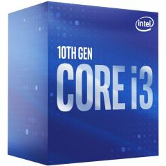 Intel CPU Desktop Core i3-10100 (3.6GHz