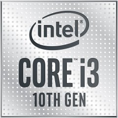Intel CPU Desktop Core i3-10100F (3.6GHz
