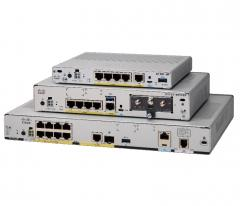 Cisco ISR 1100 4 Ports Dual GE WAN Ethernet Router