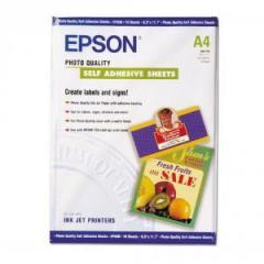 Epson Photo Quality Ink Jet Paper self-adhesive