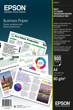 Paper EPSON Business Paper 80gsm 500 sheets