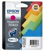 Epson T0423 Magenta Ink Cartridge - Retail Pack (untagged) for Stylus C82/82N