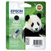 Epson T050 Black Ink Cartridge - Retail Pack (untagged) for Stylus Color