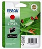 Red Ink cartridge EPSON for Stylus Photo R800