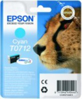 Ink Cartridge EPSON Cyan for Stylus D78/D92/D120/D120 Network Edition