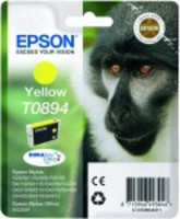 Ink Cartridge EPSON T0894 Yellow  for  Stylus