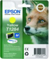 Ink Cartridge EPSON Yellow for Stylus S22/SX125/SX130/SX420W/SX425W/SX525WD/BX305F/BX625FWD