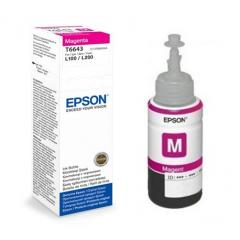Ink Cartridge EPSON T6643 Magenta ink bottle 70ml