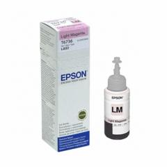Epson T6736 Light Magenta bottle