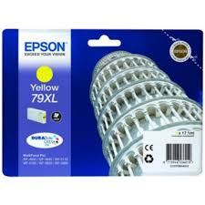 Epson Singlepack Yellow 79XL DURABrite Ultra Ink
