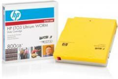HP LTO3 Ultrium 800 GB WORM Data Cartridge