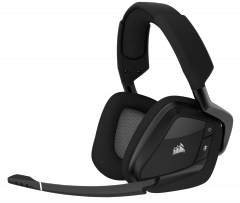 Слушалки с микрофон Corsair Gaming™ VOID PRO RGB Wireless Premium Gaming Headset