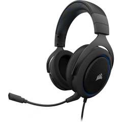 Слушалки с микрофон Corsair Gaming HS50 STEREO Gaming Headset