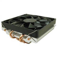 GELID SLIMHERO LP Intel: 775/1155/1156/1366/1150/1151; AMD: AM2/AM2+/AM3/FM1/FM2; TDP-136W; Heat