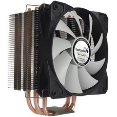 GELID TRANQUILLO Intel: 775/1150/1151/1155/1156/1366/2011(+Mounting clip); AMD: