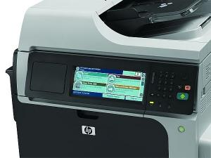 HP Color LaserJet Enterprise CM4540f MFP