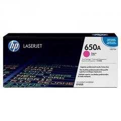 HP 650A Magenta LaserJet Toner Cartridge