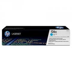 HP 126A Cyan LaserJet Toner Cartridge