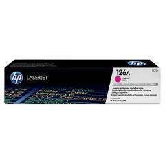 HP 126A Magenta LaserJet Toner Cartridge