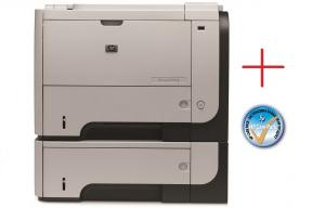 Принтер HP LaserJet P3015x Printer+HP 3y Nbd LaserJet P3015 HW Supp