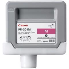 Canon Pigment Ink Tank PFI-301 Magenta for iPF8000 and iPF9000