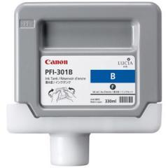 Canon Pigment Ink Tank PFI-301 Blue for iPF8000 and iPF9000