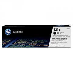HP 131X Black LaserJet Toner Cartridge
