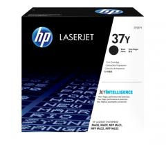 Консуматив HP 37Y Original LaserJet cartridge ;Black; 41000 Page Yield ; HP LaserJet