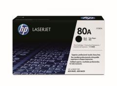 HP 80A Black LaserJet Toner Cartridge