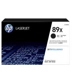 Консуматив HP 89X Black LaserJet Toner Cartridge