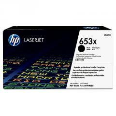 HP 653X High Yield Black Original LaserJet Toner Cartridge