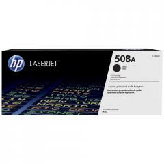 HP 508A Black Original LaserJet Toner Cartridge (CF360A)