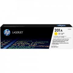 Консуматив HP 201A Original LaserJet cartridge; yellow; 1400 Page Yield ; ; HP Color