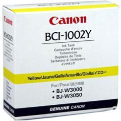 Canon Ink Tank BCI-1002 Yellow (BCI1002Y) 42ml