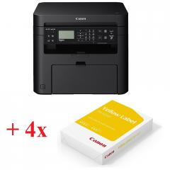 Canon i-SENSYS MF211 Printer/Scanner/Copier + 4x Canon Standart Label A4